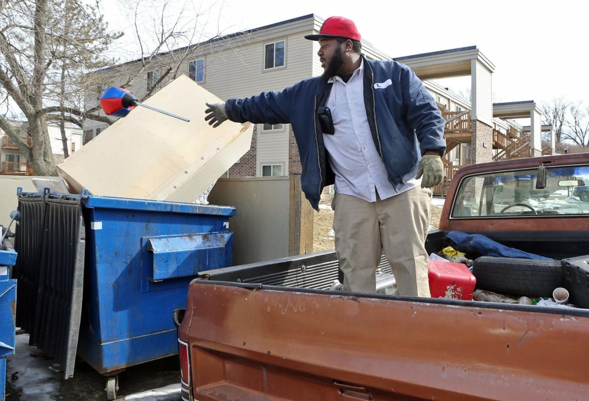Some Canfield residents moving out