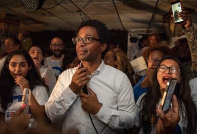 Wesley Bell wins prosecutor race