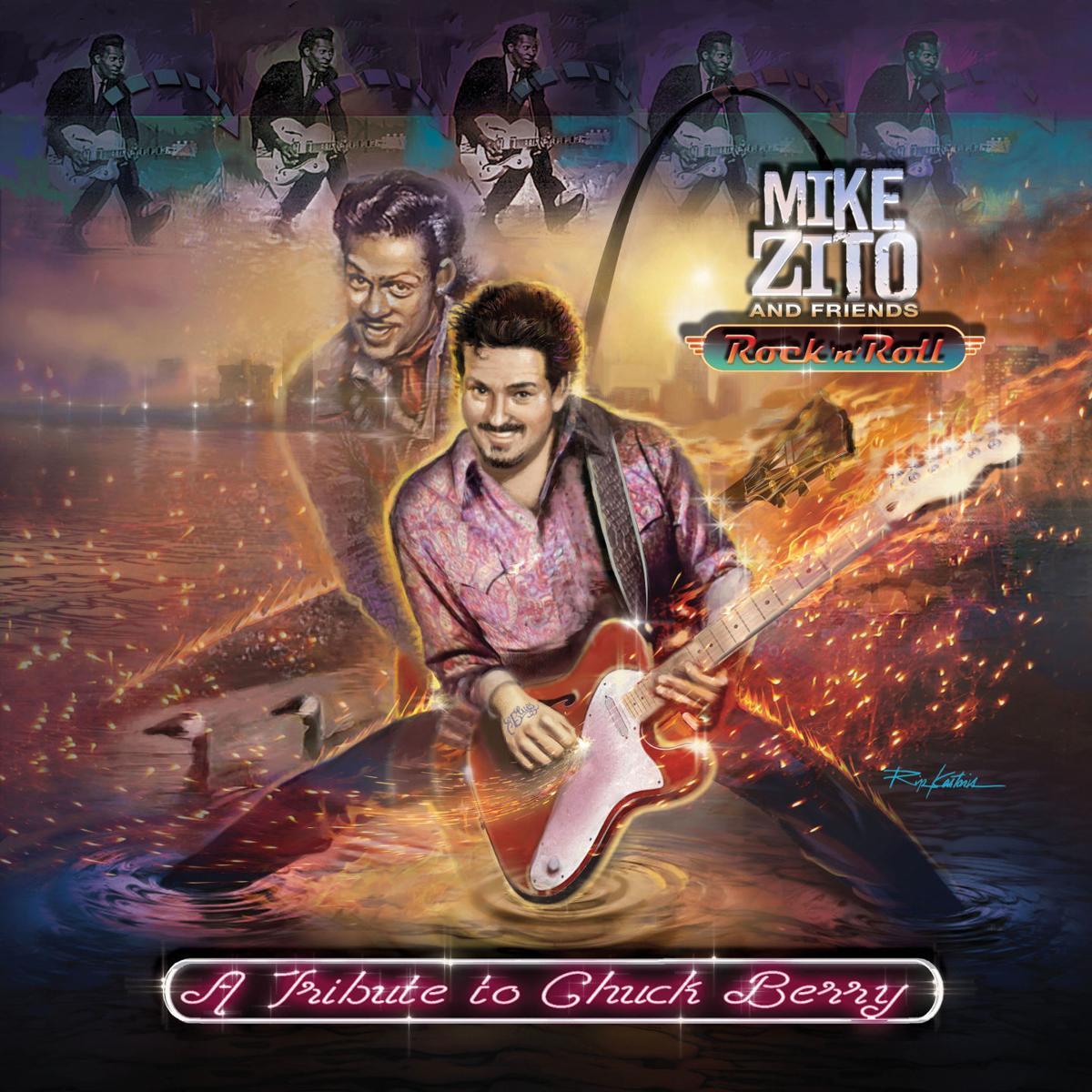 Mike Zito album cover