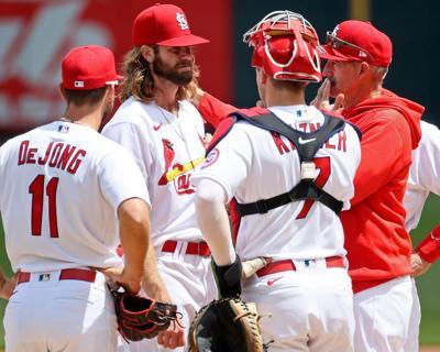 Cardinals 1, Mets 4