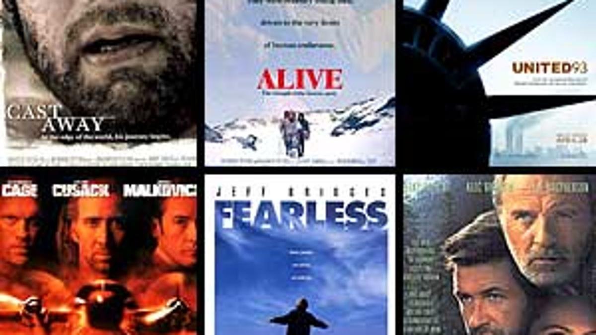 Sherpa S Top 10 Best Airplane Crash Movies Joe S St Louis
