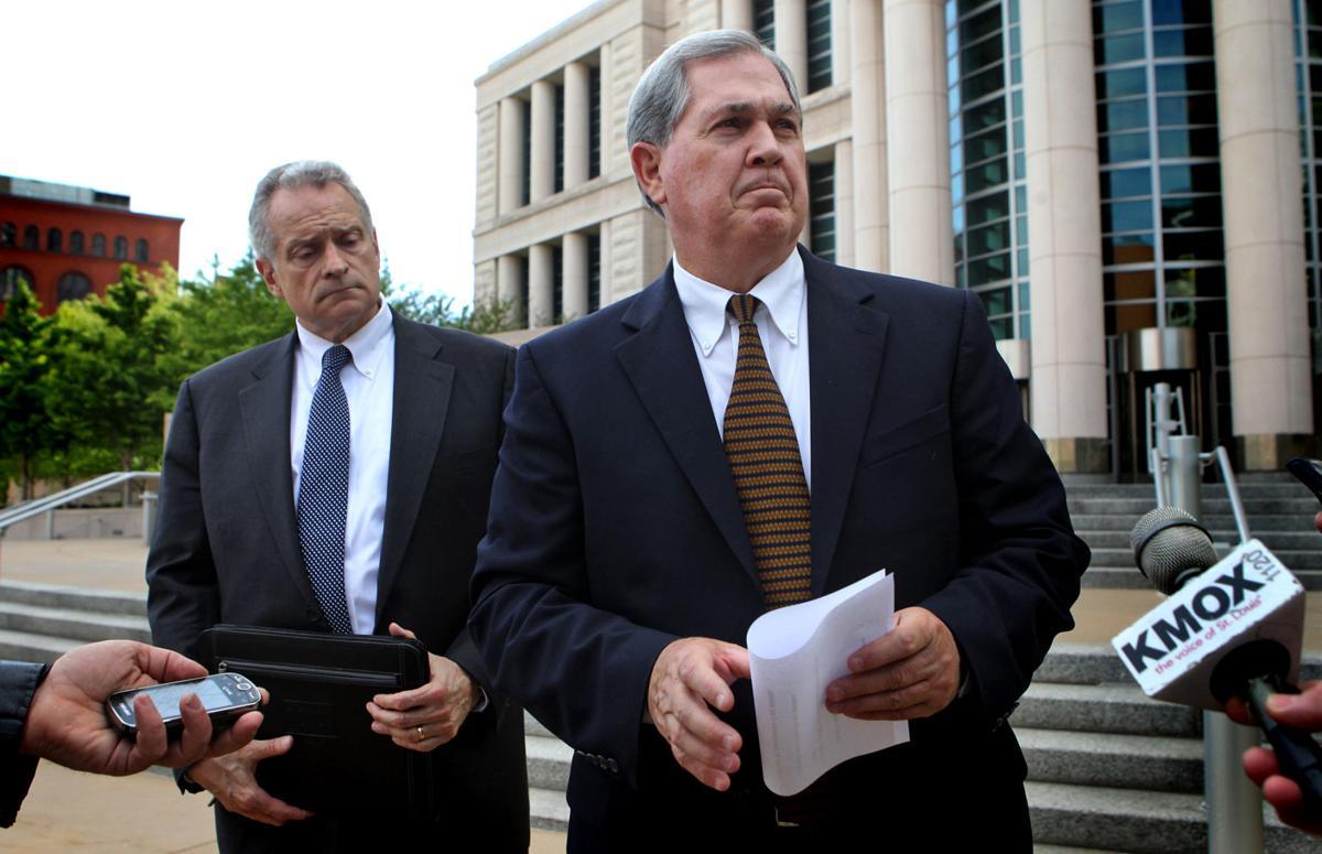 Former Missouri Gov. Roger Wilson pleads guilty