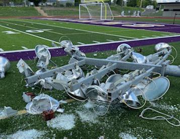 Troy Buchanan damage