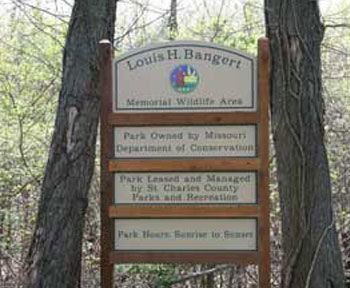 Bangert Island park