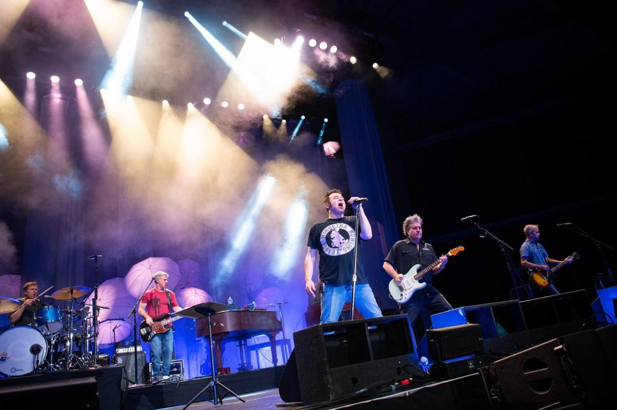 Counting Crows at St. Louis Music Park