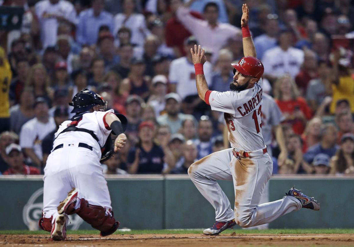 Cardinals Red Sox Baseball