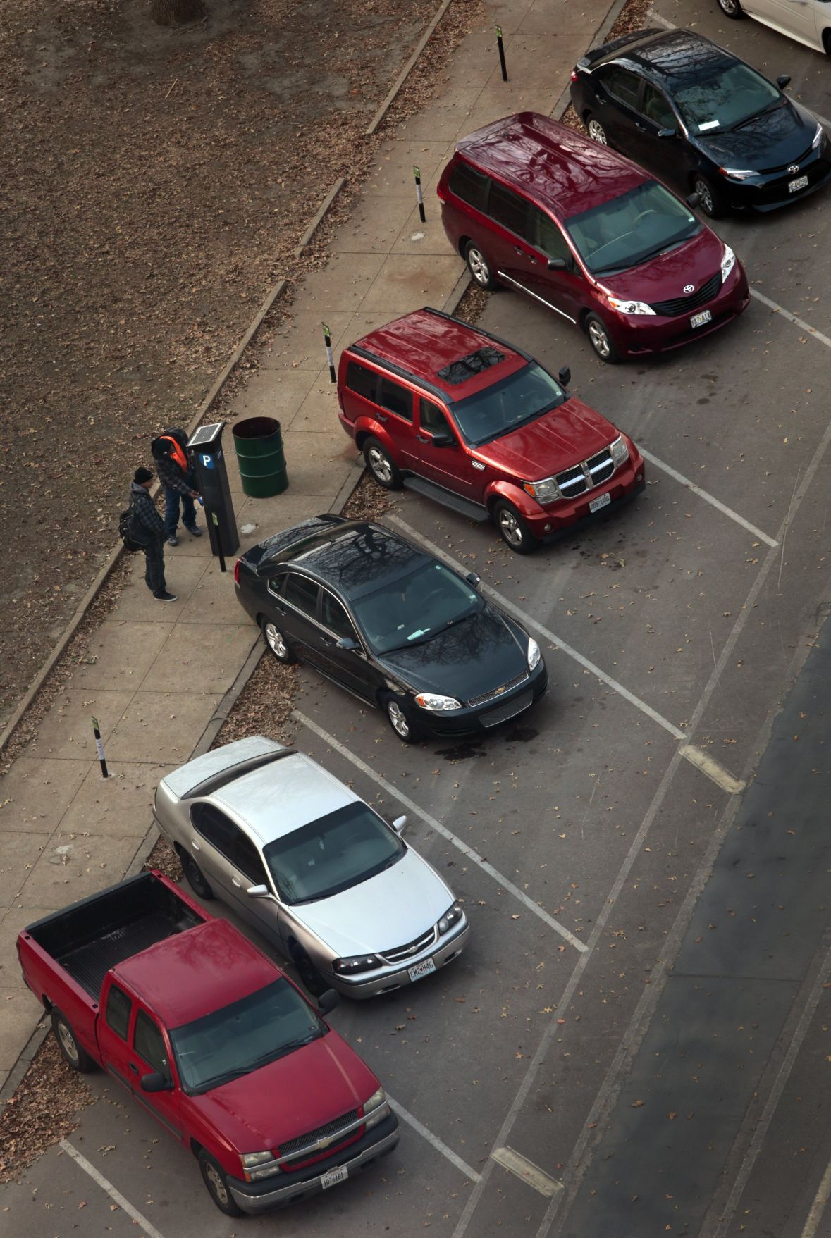 St. Louis parking revenue runs through Treasurer's office
