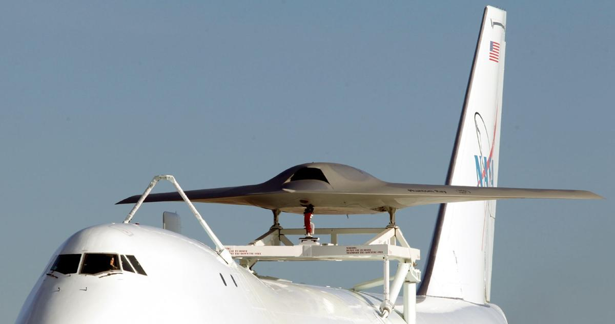 Boeing US Drone Makers May Face Future Europe Competition