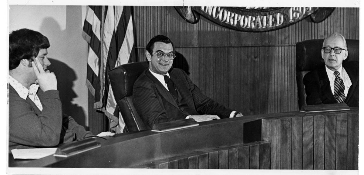 U.S. Rep. Harold Volkmer in 1979