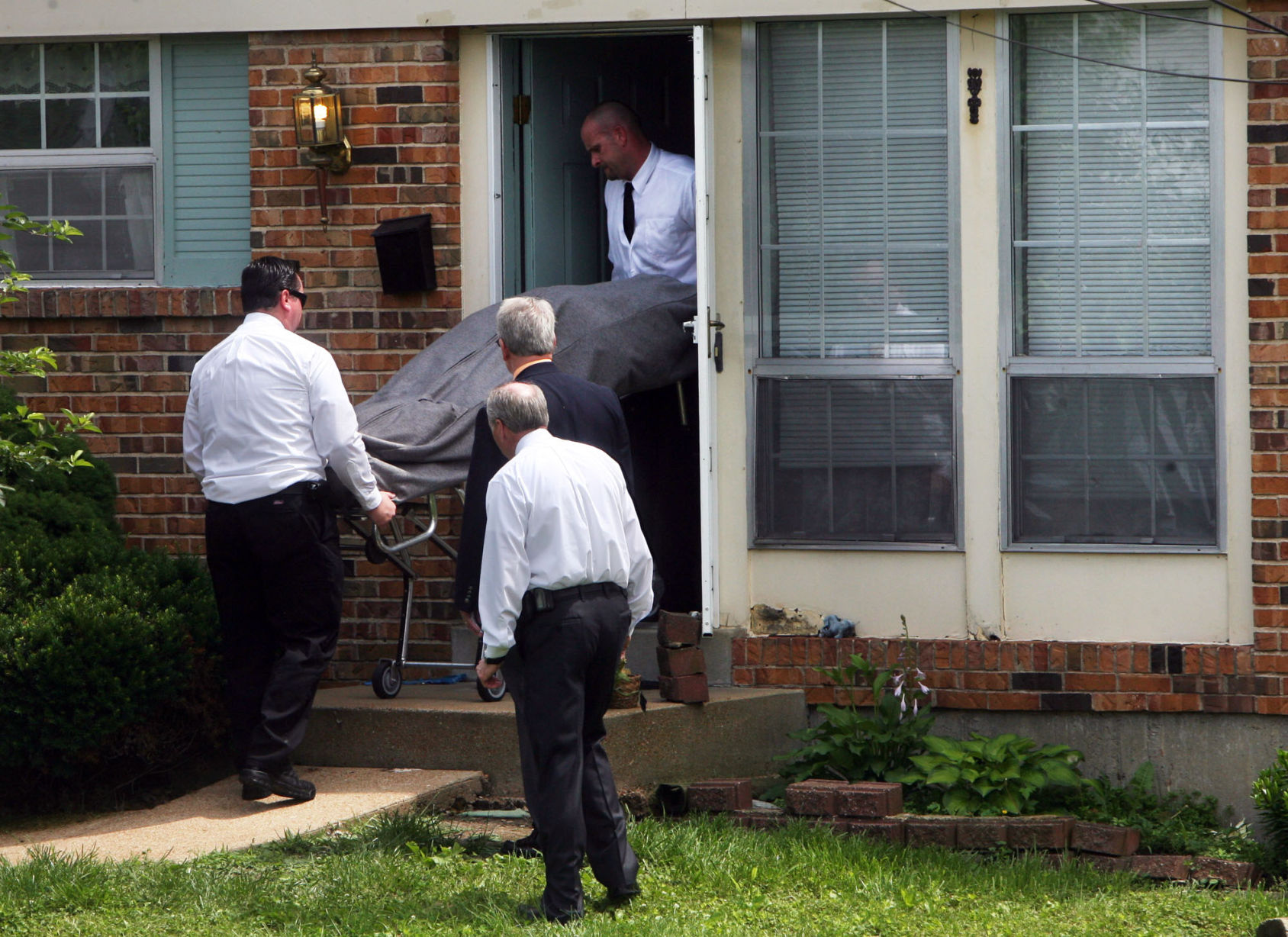 Four Killed In Affton Home