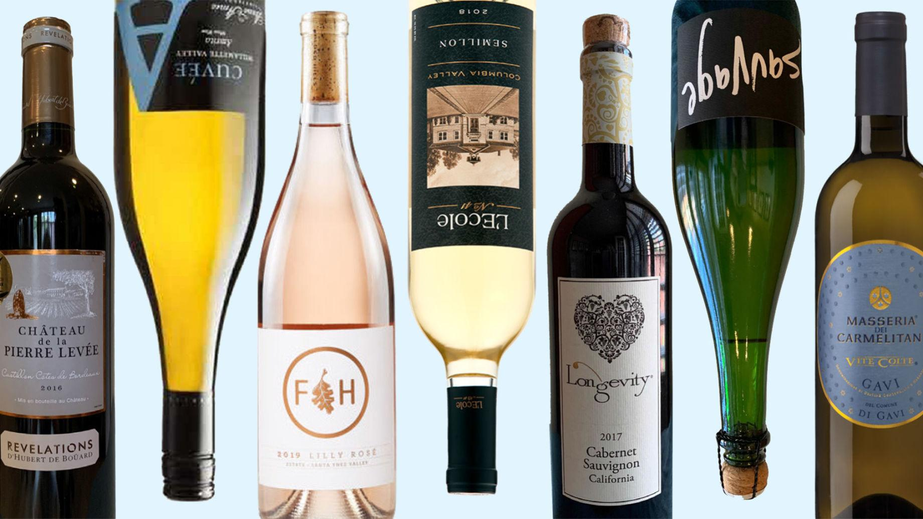 Our best-reviewed wines of 2020