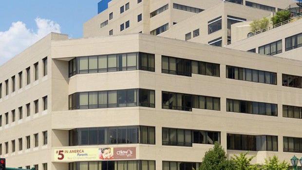 St. Louis Children ' s Hospital kehrt shelter-in-place-Regel für die Besucher