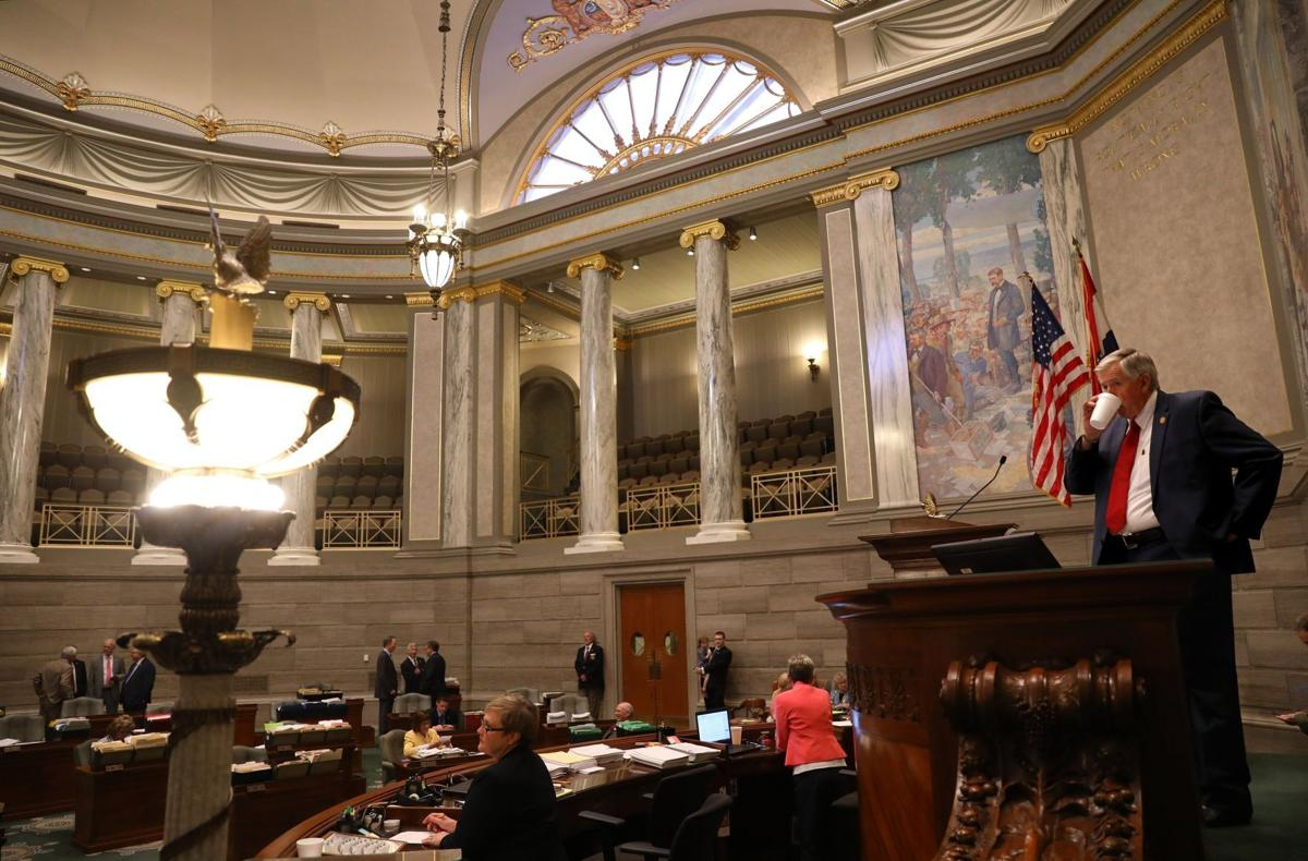 Senate opens special session on disciplinary action on Governor