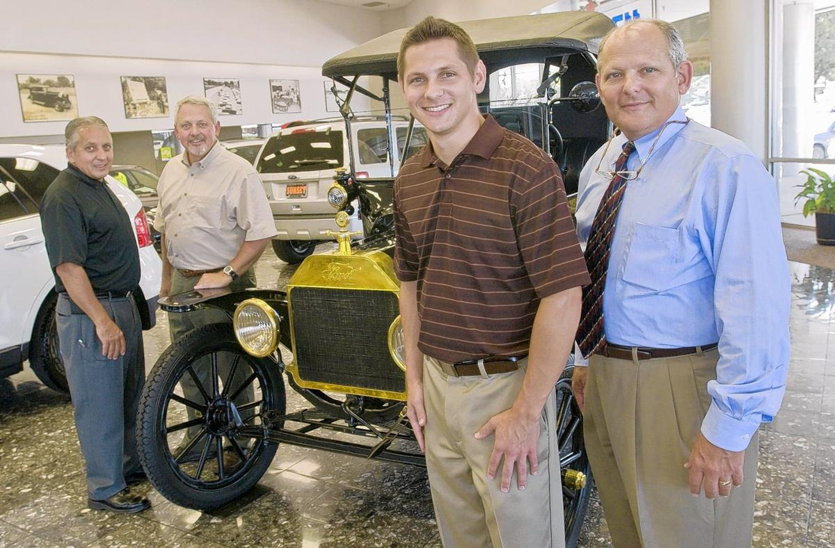 Sunset Ford family wheels and deals for 100 years | Metro St