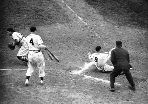 1946 World Series between Cardinals and Red Sox