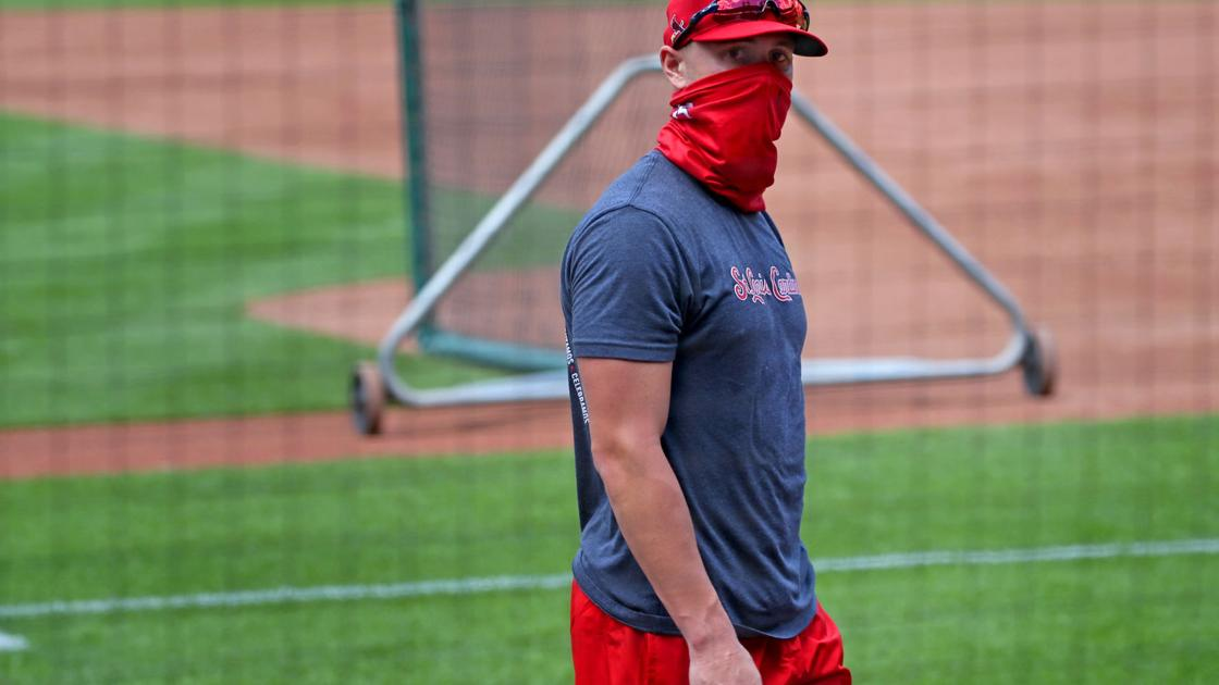 'We probably won't hardly interact at all': More masks, greater distance, acute awareness -- Cardinals get back to work after COVID-19 outbreak