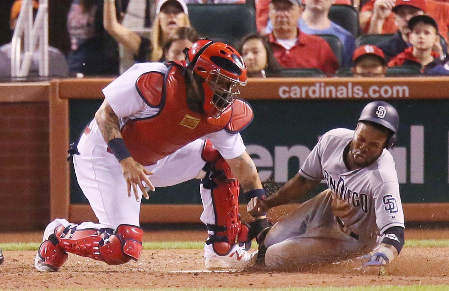 Padres Take Series from Cardinals, Winning Decisive Game, 4-3