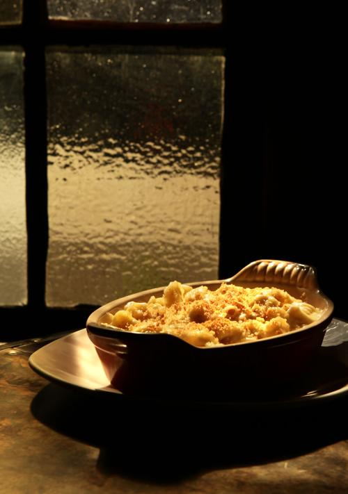 Macaroni & Cheese from The Restaurant at The Cheshire