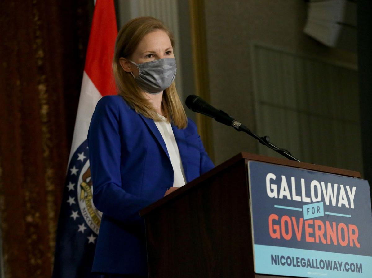 Nicole Galloway loses to Parson