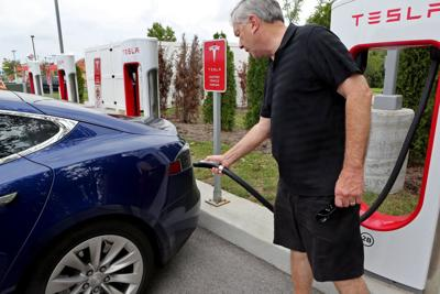 Charging stations popping up around St. Louis