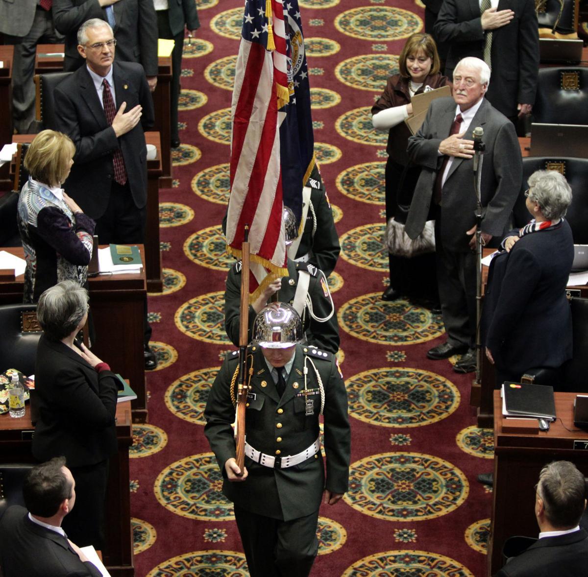 96th Missouri Legislature opens in Jefferson City
