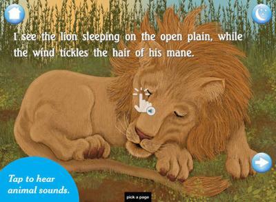 Animals Sleeping app