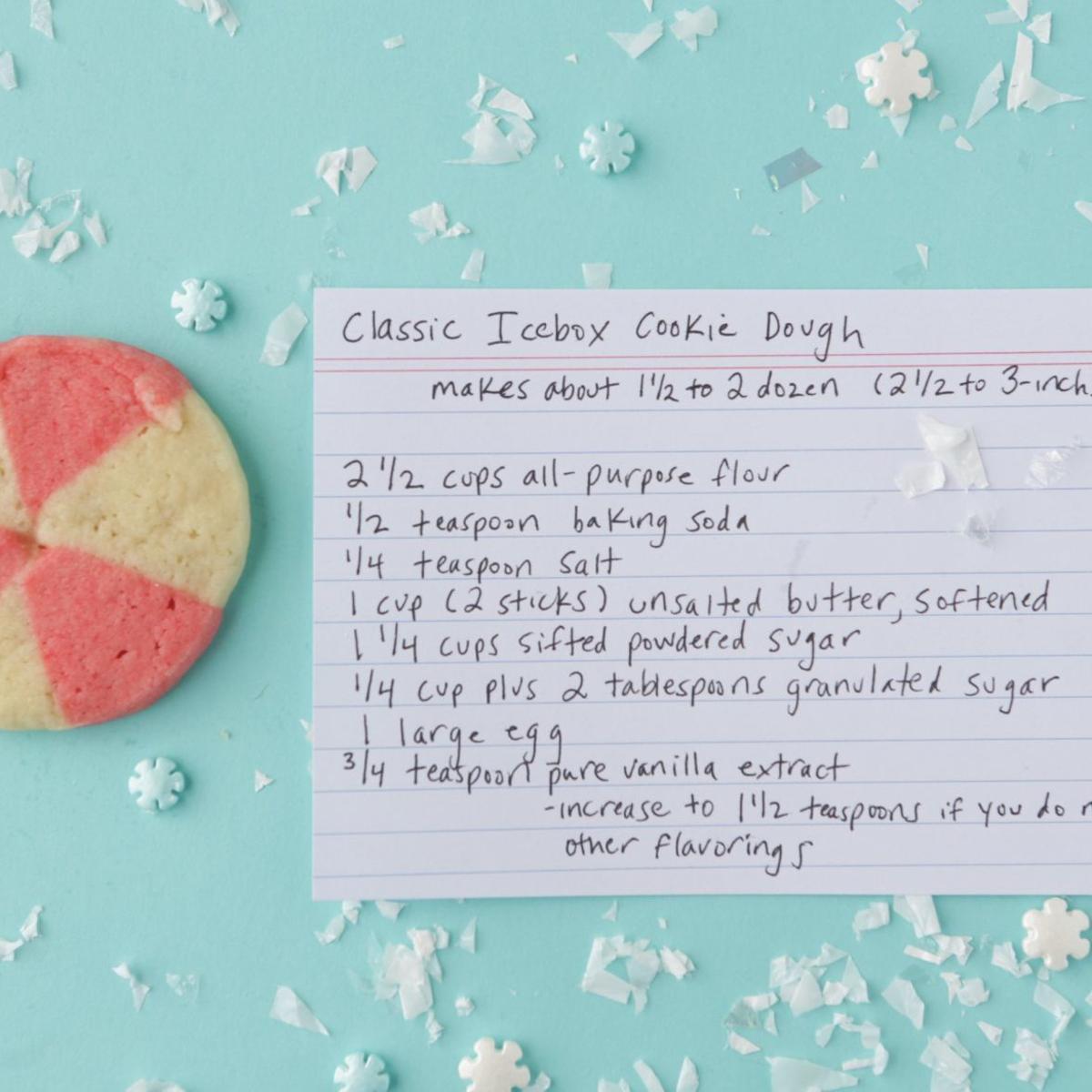 Beach Balls Classic Icebox Cookies Recipes Stltoday Com