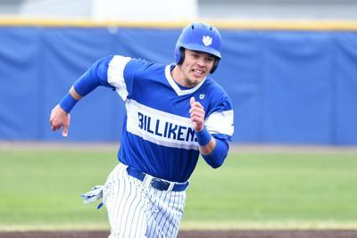 Jake Garella, SLU baseball