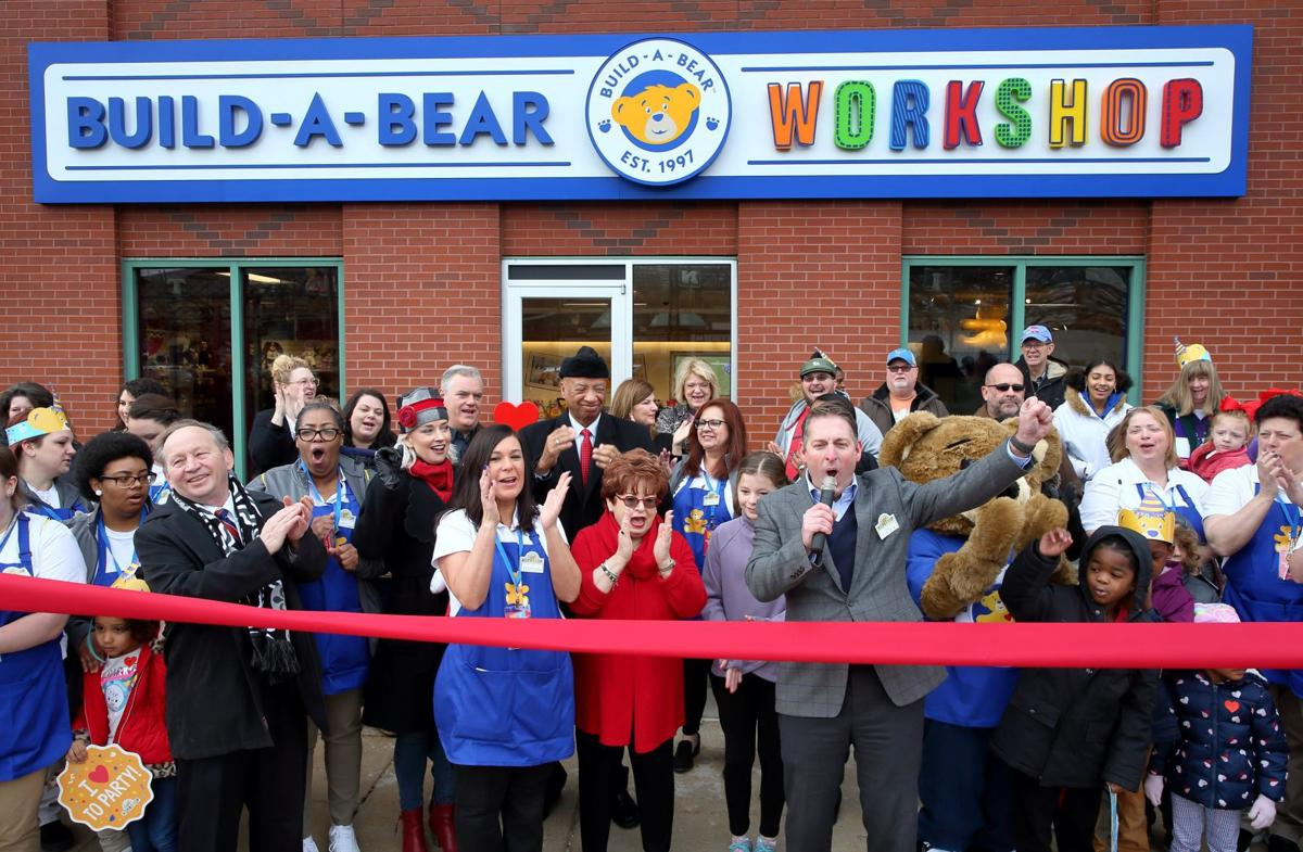 Build-A-Bear Workshop opens at Union Station