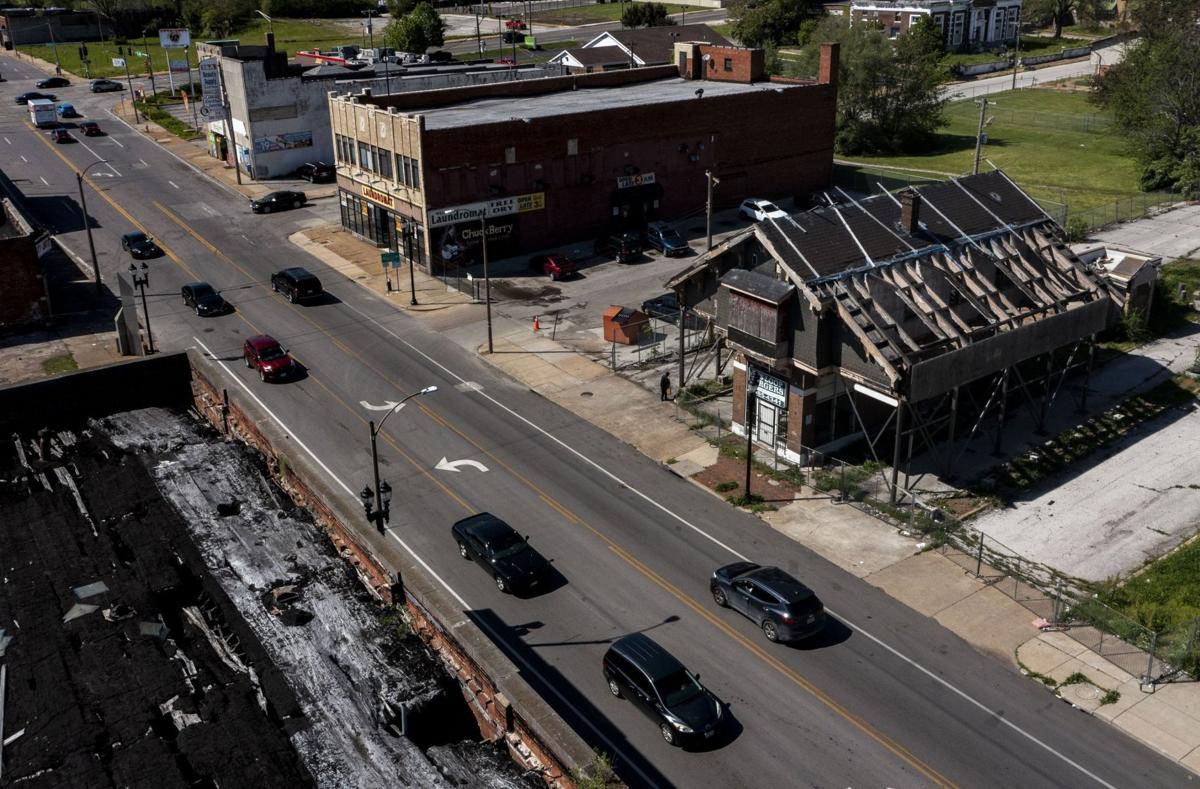 Wellston Station building sees hope for new life
