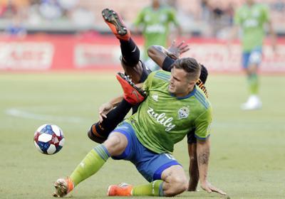 Sounders Dynamo MLS Soccer