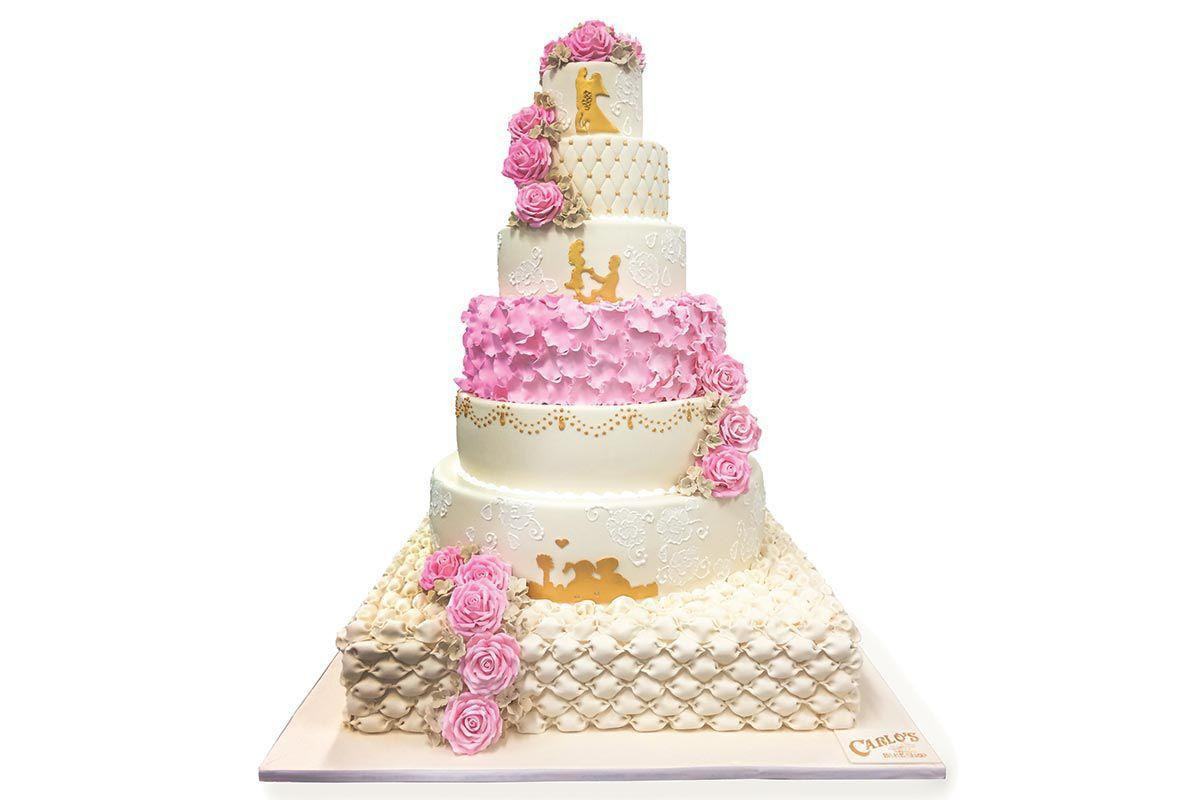 Cake strikes sweet gold | St. Louis\' Best Bridal features | stltoday.com