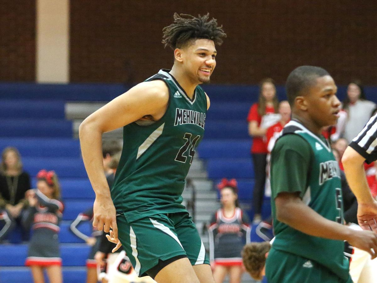 Mehlville vs. Jackson boys basketball
