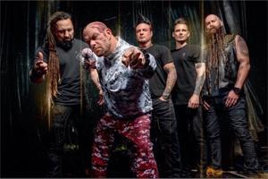 Five Finger Death Punch ' s Hollywood Casino Amphitheatre Konzert nachgeholt wird