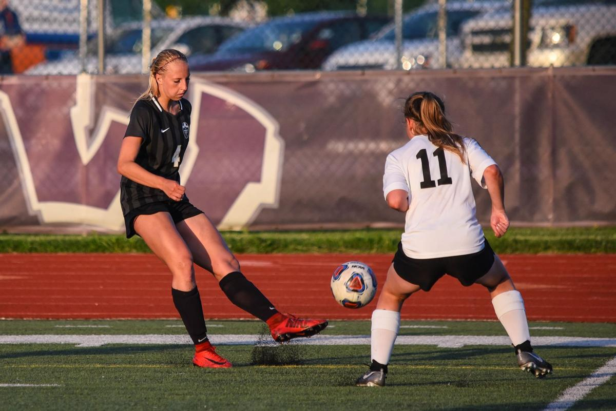 5/22/18 - G Soccer C4 Sectional - Francis Howell North at Fort Zumwalt West