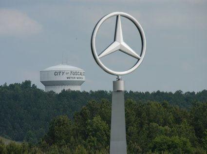 Mercedes-Benz, Alabama
