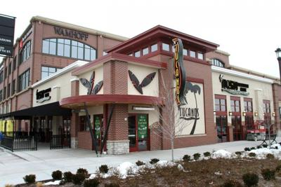 A prominent St. Charles location gets new life