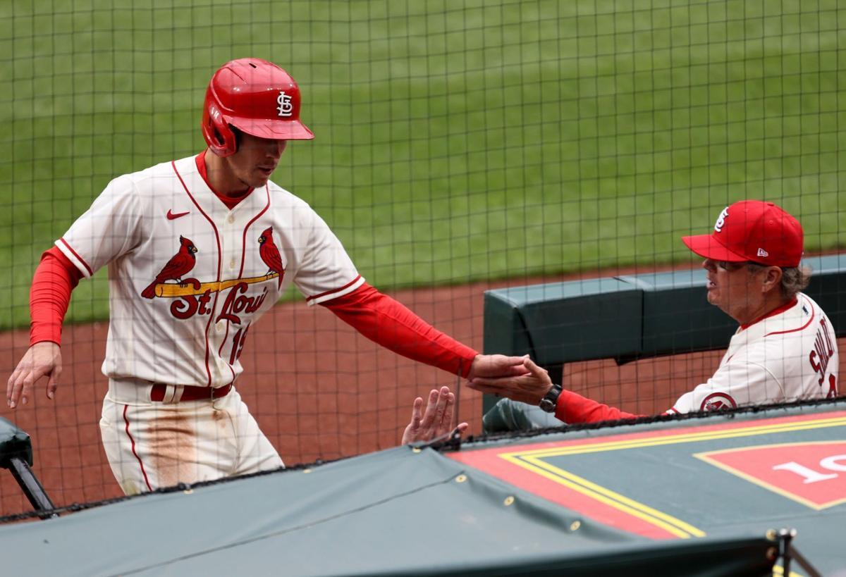 Cardinals 9,  Rockies 8