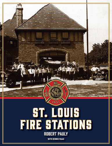 """""""St. Louis Fire Stations"""""""