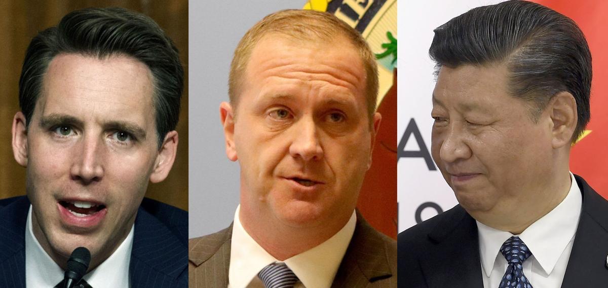 Hawley and Schmitt take on China