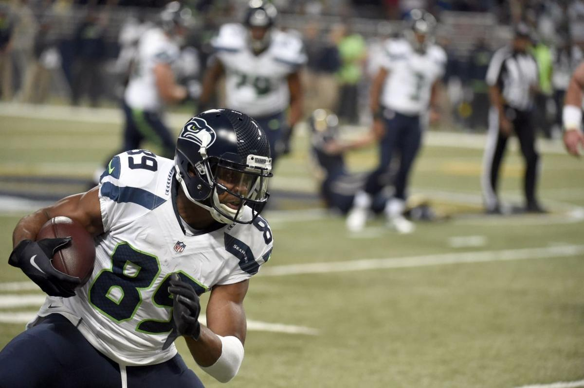Seahawks Baldwin is anything but pedestrian NFL