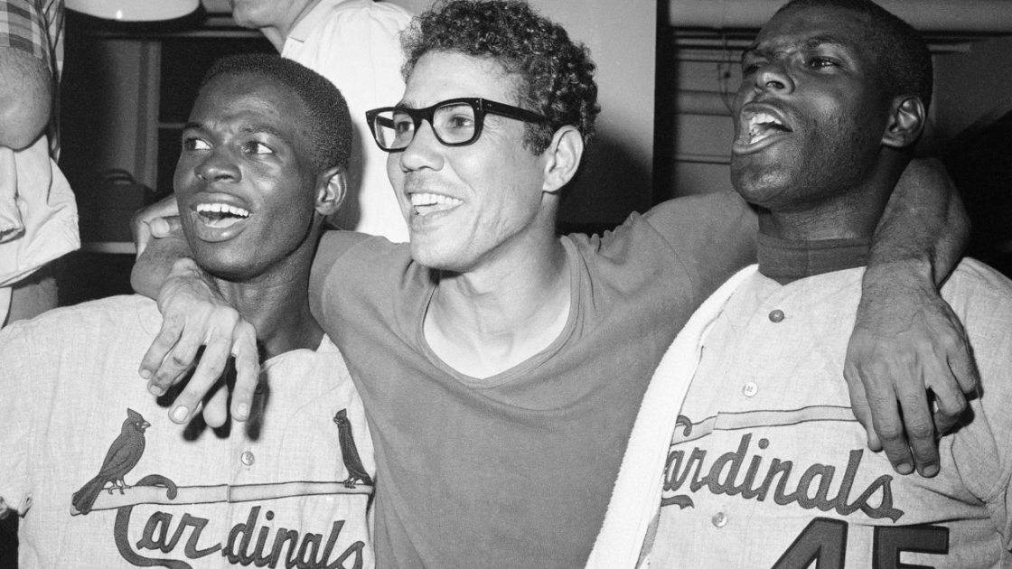 Two for the show! How Gibson and Brock led the Cardinals to the 1967 World Series championship