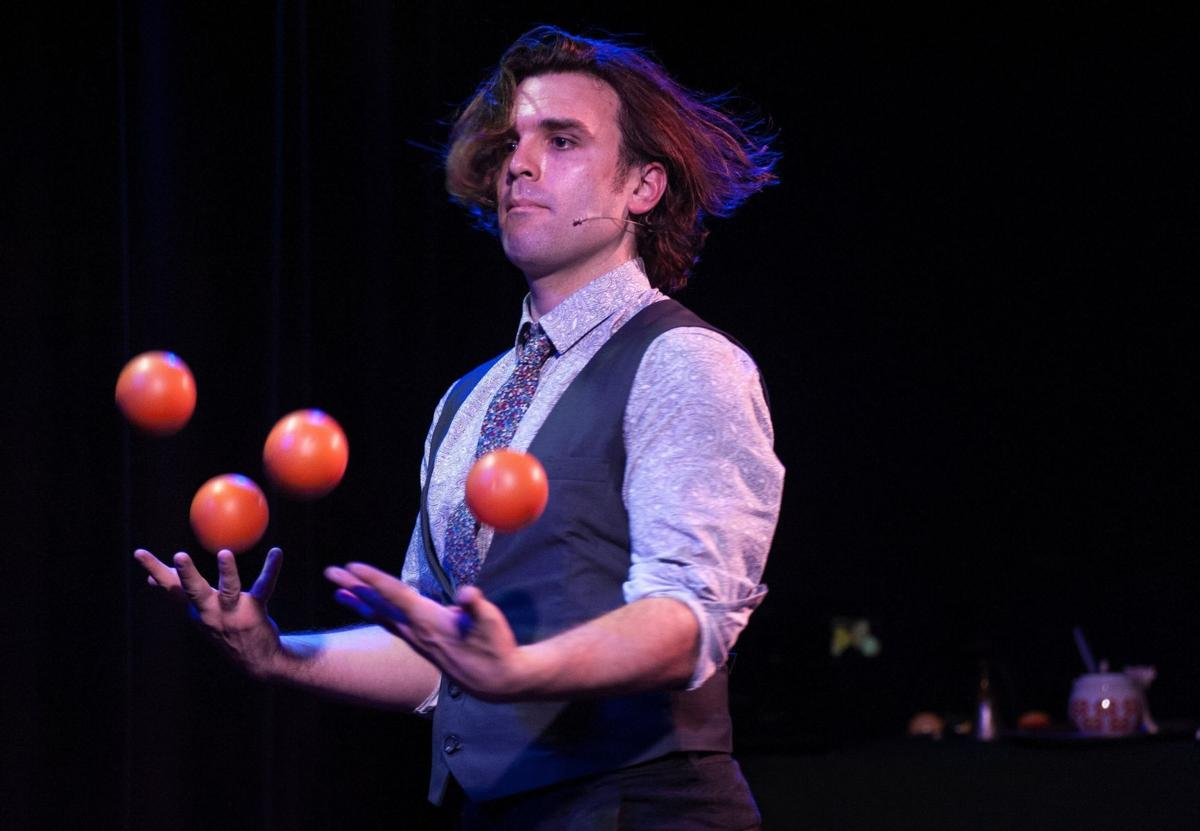 Thom Wall to juggle with Cirque du Soleil