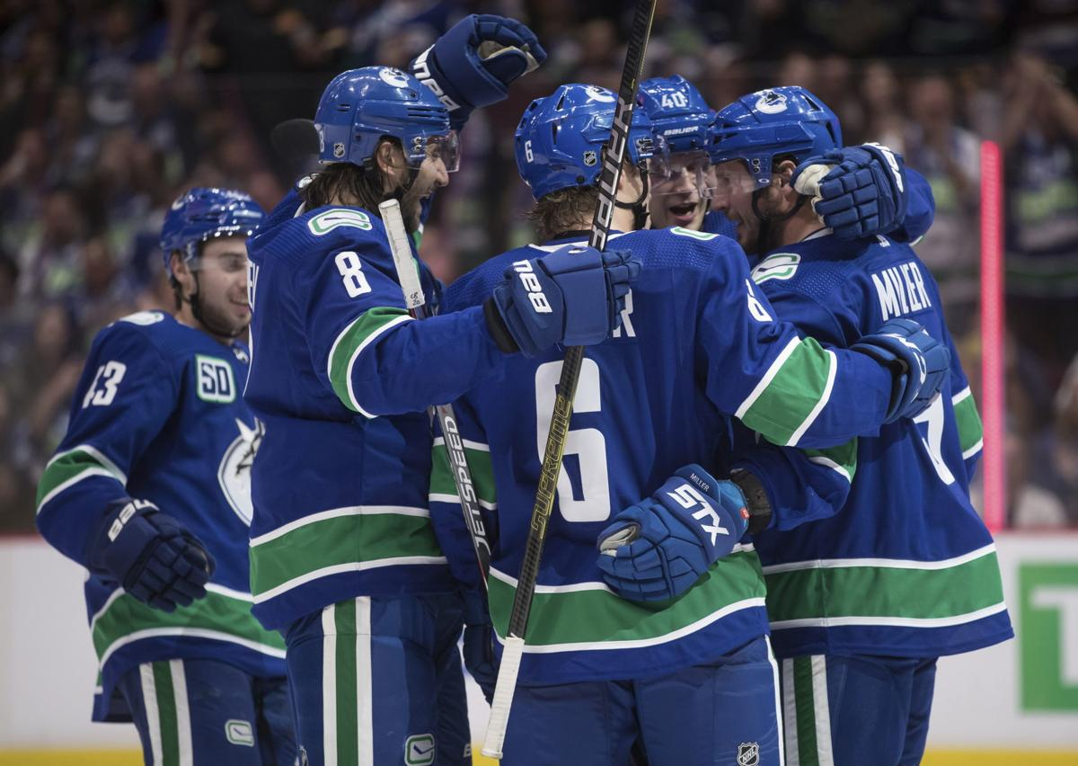 Preview: Blues vs. Vancouver