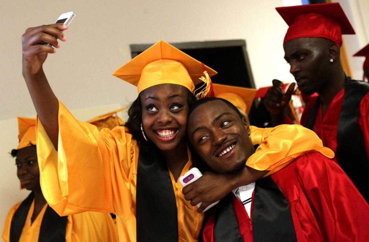 Lift for Life Academy graduates first class