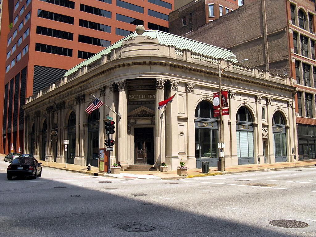 Covo Co Working Coffee And Bar Planned For Historic Downtown St Louis Building