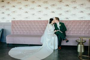 Nachholbedarf: Eine problematische Hochzeit Kleid