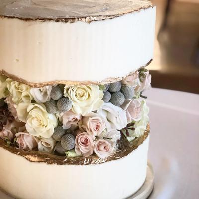 Cake House Design Fault Line Cake