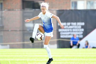 Courtney Reimer, SLU soccer