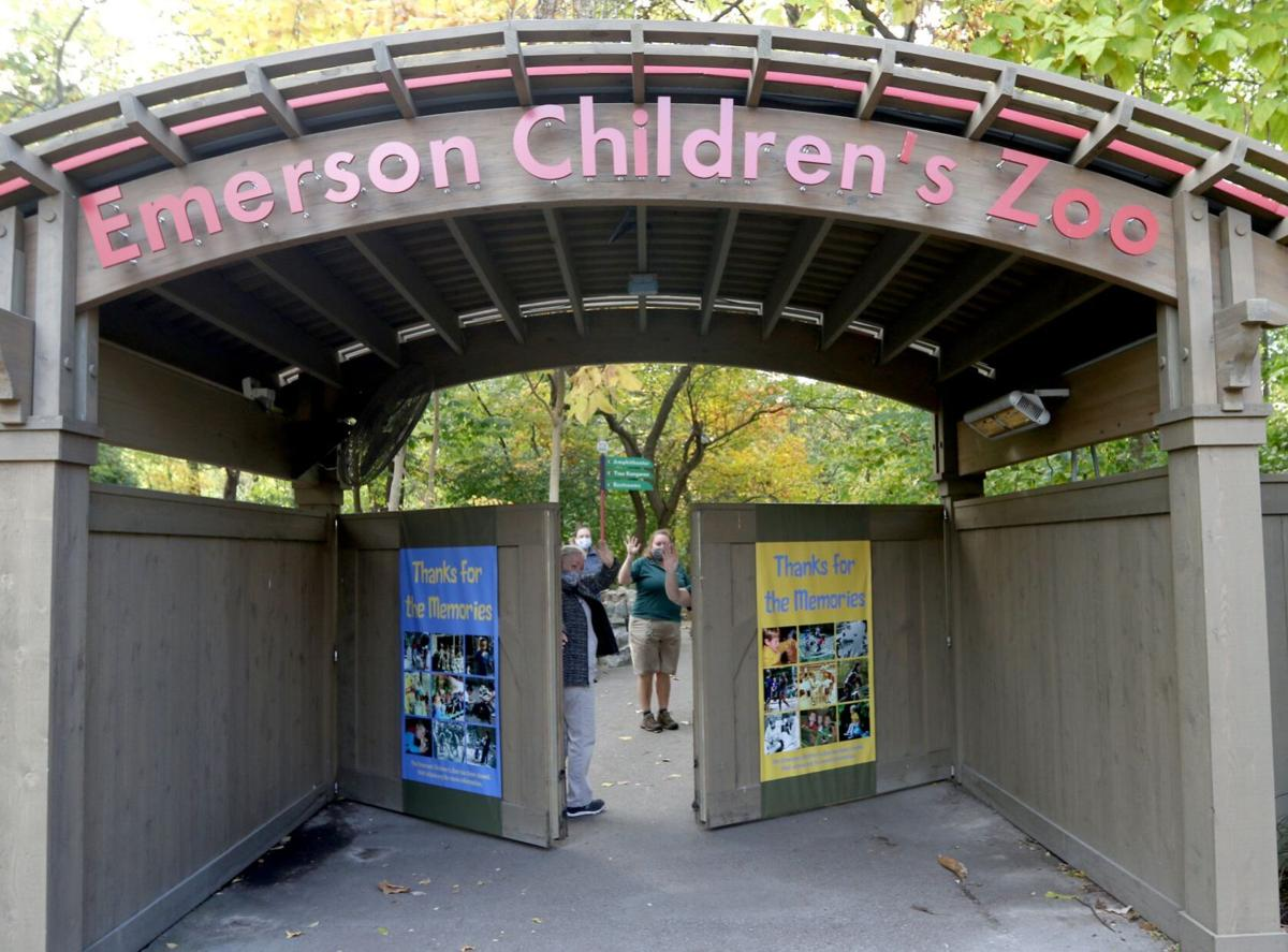 Children's Zoo closes permanently